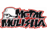 Наклейка metal mulisha 003
