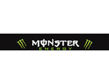 ПОЛОСА НА ЛОБОВИК MONSTER energy 001