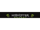 ПОЛОСА НА ЛОБОВИК MONSTER energy 002
